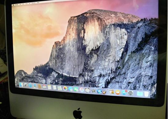 Picture of APPLE IMAC AI224 ALL IN ONE COMPUTER