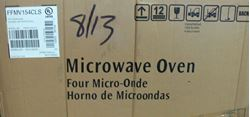 Picture of FRIGIDAIRE FFMV154CLS OVER THE RANGE CONVECTION MICROWAVE
