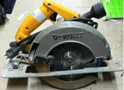 "Picture of DEWALT DW364 7-1/4"" CIRCULAR SAW WITH ELECTRIC BRAKE"
