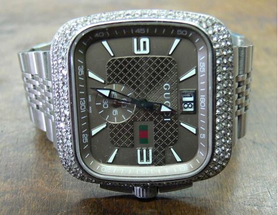 Picture of GUCCI WATCH MODEL# 131.1