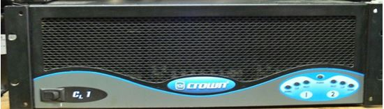 Picture of CROWN POWER AMPLIFIER CL1
