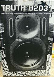 Picture of BEHRINGER TRUTH B2031 STUDIO MONITOR SPEAKER