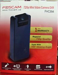 Picture of FOSCAM FHC994 720P MINI VIDEO CAMERA DVR