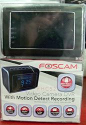 Picture of FOSCAM FHC52 VIDEO CAMERA DVR WITH MOTION DETECT RECORDING