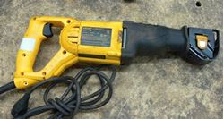 Picture of DEWALT DW304P SAWZALL V.S RECIPROCATING SAW