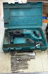 Picture of MAKITA HR2455X ROTARY HAMMER DRILL