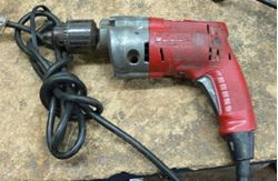 """Picture of MILWAUKEE 0234-1 MAGNUM 1/2"""" HOLE SHOOTER DRILL"""