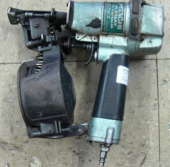 "Picture of HITACHI NV45AB2 1 3/4"" COIL ROOFING NAILER"