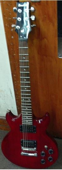 Picture of IBANEZ GAX70 GUITAR