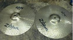 "Picture of ZILDJIAN ZHT HIHAT TOP & BOTTOM 14"" SET"