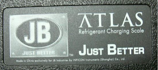 Picture of ATLAS 1447  REFRIGERANT CHARGING SCALE