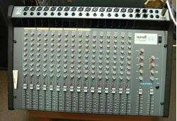 Picture of 3RD GENERATION 6A16-2 MIXER W/ STAND