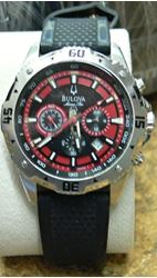 Picture of BULOVA MARINE STAR 100M CHRONOPGRAPH WATCH