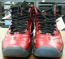 Picture of NIKE AIR MAX UPTEMPO 97 SIZE 8 VARSITY RED