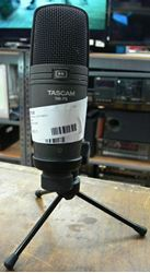 Picture of TASCAM TM-78 CONDENSER MICROPHONE