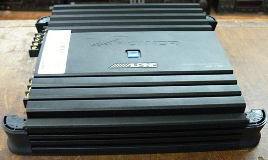 Picture of ALPINE MRP-F300 4-CHANNEL POWER AMPLIFIER