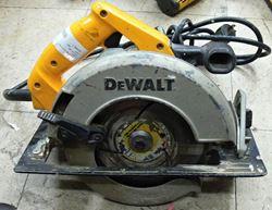 Picture of DEWALT DW362 CIRCULAR SAW