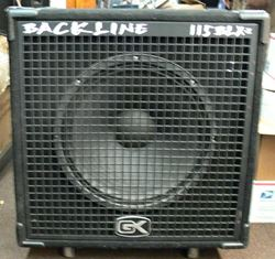 Picture of BACKLINE BL250/115BLX BASS SPEAKER