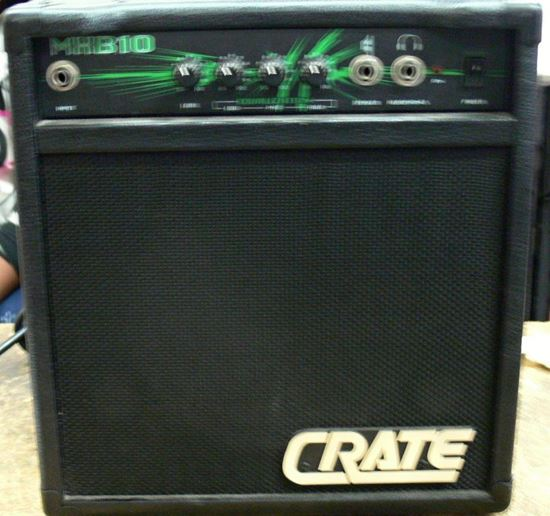 Picture of CRATE MXB10 BASS PRACTICE AMP