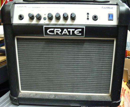 Picture of CRATE FLEXWAVE 15 GUITAR AMP