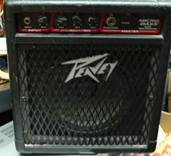 Picture of PEAVEY MICROBASS BASS AMP