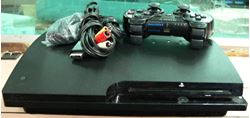 Picture of SONY PLAYSTATION PS3 320GB CONSOLE W/ 1 CONTROLLER