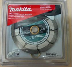 "Picture of MAKITA 4 1/2"" BLADES DOUBLE PACK A-95912"