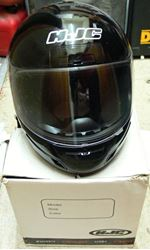 Picture of HJC MOTORCYCLE HELMET CS-12