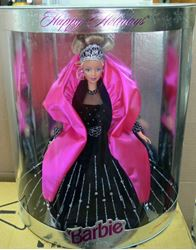 Picture of 1998 HOLIDAY BARBIE DOLL