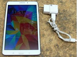 Picture of SAMSUNG SM-T330NU GALAXY TAB4 WHITE