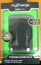 Picture of MYCHARGE RFAM-0232 AMP6000 PORTABLE POWER PACK