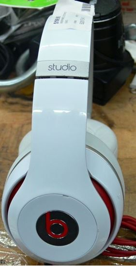 Picture of BEATS BY DR. DRE STUDIO B0500 HEADPHONES WHITE