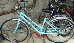 Picture of SCHWINN ADMIRAL 7 SPEED BLUE BICYCLE