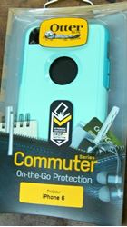 Picture of OTTERBOX IPHONE 6 BLUE COMMUTER SERIES