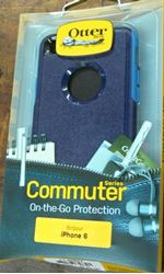 Picture of OTTERBOX IPHONE 6 DARK BLUE COMMUTER SERIES