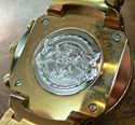 Picture of JOE RODEO GOLD TONE DIAMOND WATCH