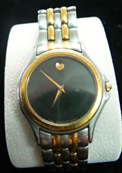 Picture of MOVADO MUSEUM STAINLESS STEEL WATCH