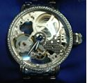 Picture of KRIEGER CHRONOMETRES SUISSES WITH DIAMOND BEZEL WATCH BH692000K
