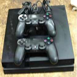 Picture of SONY PLAYSTATION 4 CUH1001A 500GB