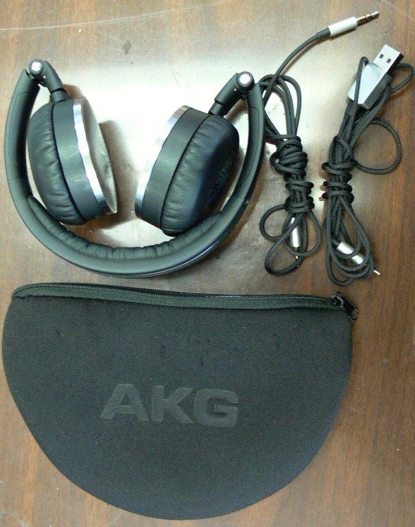 0a04c383824 Cash USA Pawnshop. AKG K490NC NOISE CANCELING HEADPHONES