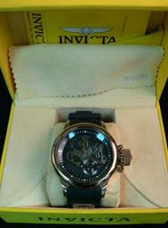 Picture of INVICTA 17267 MENS RUSSIAN DIVER ANALOG DISPLAY MECHANICAL HAND WIND