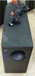 Picture of BOSE POWERED ACOUSTIMASS 5 SERIES II SPEAKER SYSTEM SUBWOOFER ONLY