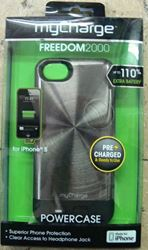 Picture of MYCHARGE FREEDOM 2000 POWER CASE IPHONE 5