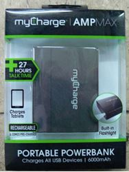 Picture of MYCHARGE AMP MAX PORTABLE POWERBANK