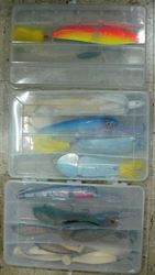 Picture of ASSORTED DEEP SEA FISHING LURES