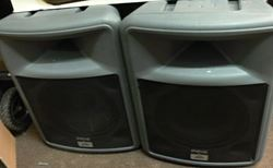 Picture of PEAVEY PR12 2-WAY PORTABLE PA SPEAKERS