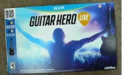 Picture of ACTIVISION GUITAR HERO LIVE WII 87424273US