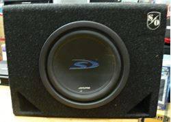 Picture of ALPINE SPEAKER S10 IN BOX