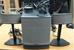 Picture of BOSE COMPANION 5 MULTIMEDIA SPEAKER SYSTEM