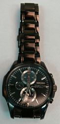 Picture of SEIKO SOLAR CHRONOGRAPH WATCH BLACK